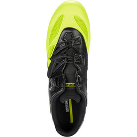 Mavic Cosmic Elite Shoes Unisex Black/ Black/Safety Yellow